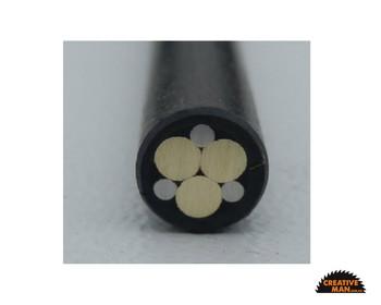 Mosaic Pin 604, 6 mm (carbon fiber)