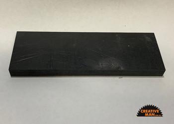 Black  Micarta Handle Scales x 2