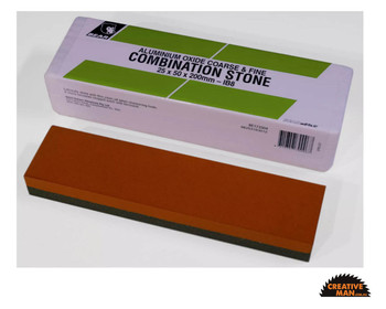 Norton IB8 Combination Sharpening Stone 140/400 grit