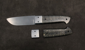 Knife by Paul Arestan using the FatCarbon