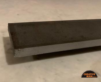 Carbon Knife Steel 1084, 10 x 50 x 950 mm
