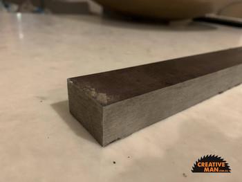Carbon Knife Steel 1084, 20 x 30 x 500 mm