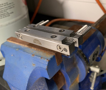 Bench Vice Attachment, for File Guide v5