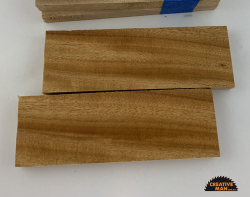 African Mahogany Scales x 2