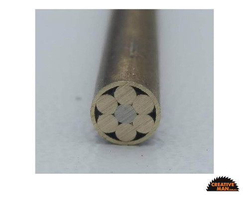 Mosaic Pin 405, 4 mm