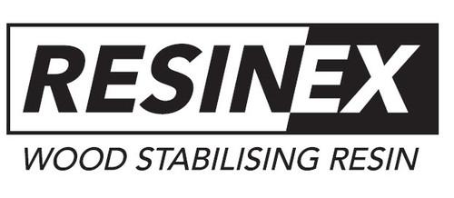 Resinex Wood Stabilising Resin, 3KG