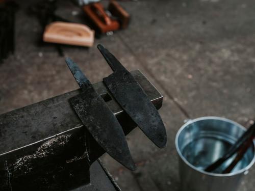 Knife Making Workshop: Forged Chef Knife (Sydney)