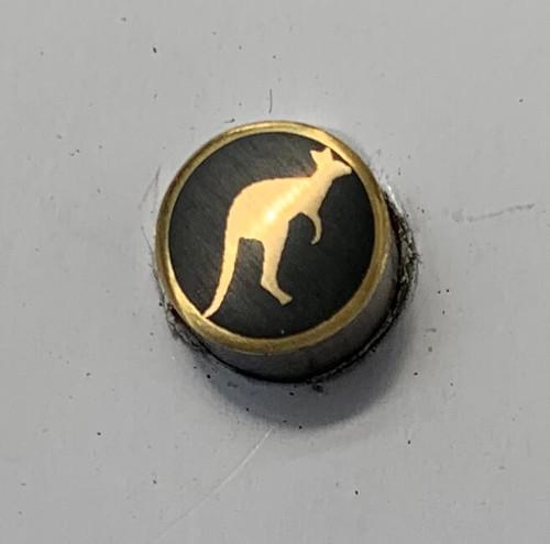 Mosaic Pin, 8 mm, KANGAROO
