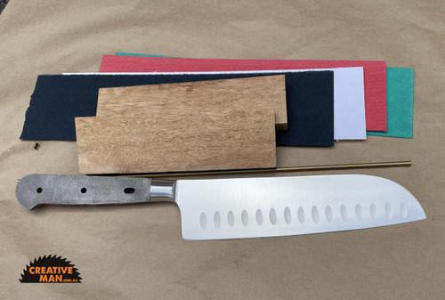 MG Santoku Chef Knife Making Kit