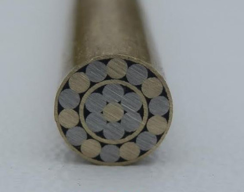 Mosaic Pin, 7 mm, No 709
