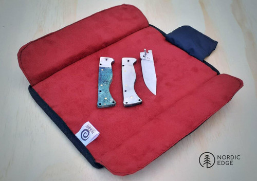 Knife Assembly Mat, Folder