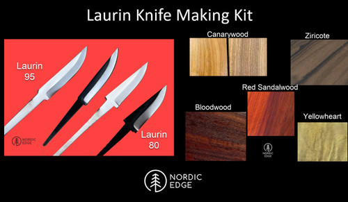 Laurin Knife Making Kit