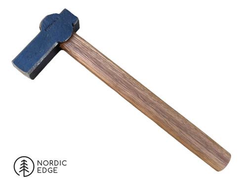 Dog Head Hammer, 2.2 LBS, Plane Old Iron