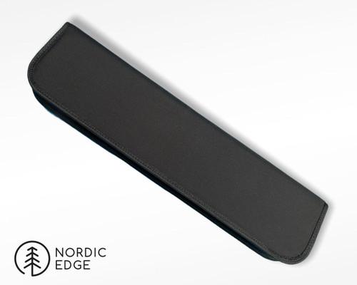 Padded Case for Knives, Canvas Model, 42 cm