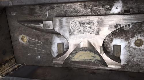 40 kg Premium Blacksmith Anvil, Cast 6150 Steel, (PICKUP Sydney Only)