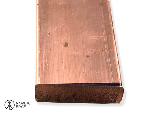 Copper Guard Block, 200 mm (25 x 10 mm)