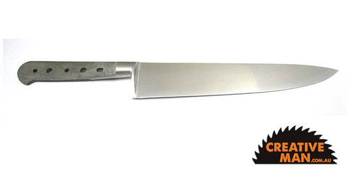 MG French Chef Blade 200, Forged Stainless Steel