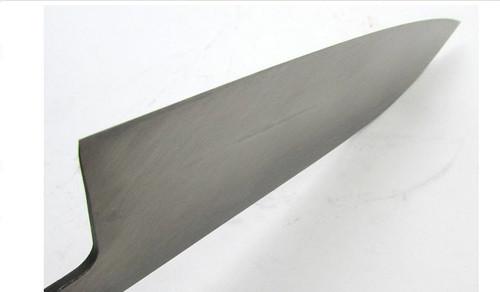 Damascus Santoku Chef Blade Kit, Carbon Steel