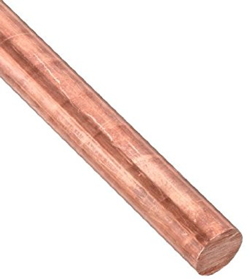 Copper pin for handles 1/4