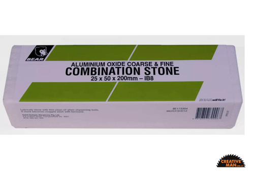 Norton IB8 Combination Sharpening Stone 140/400 grit