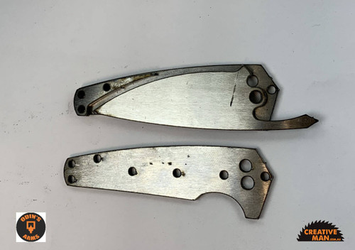 Sif's Fang, Friction folder kit
