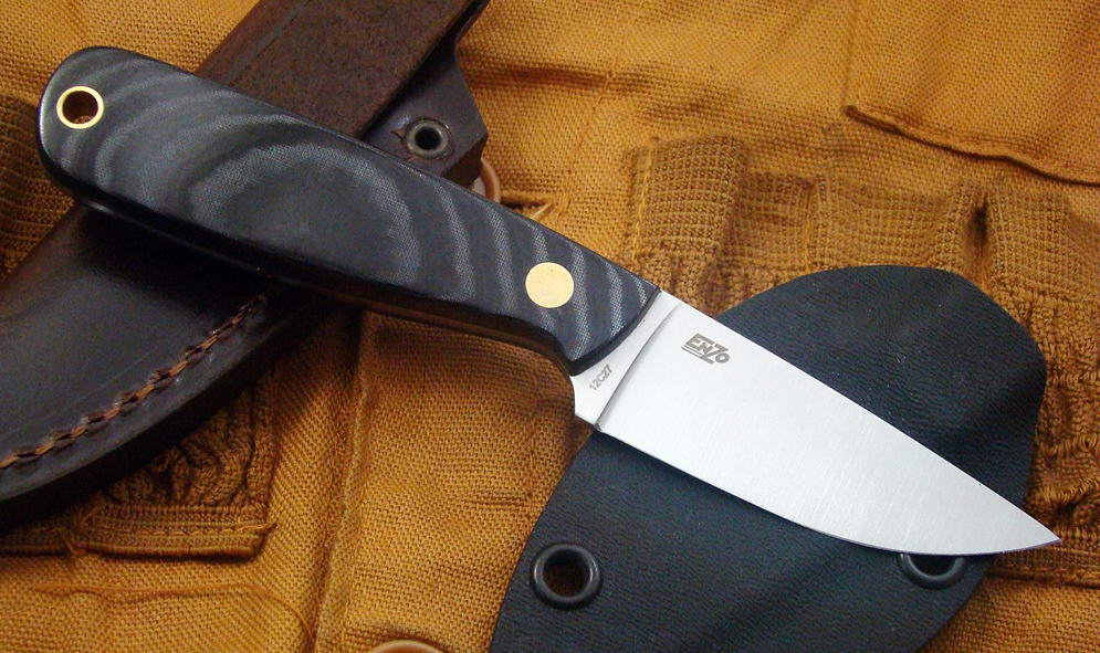 enzo-necker-knife-black-canvas-flat-grind-creativeman.com.au.jpg