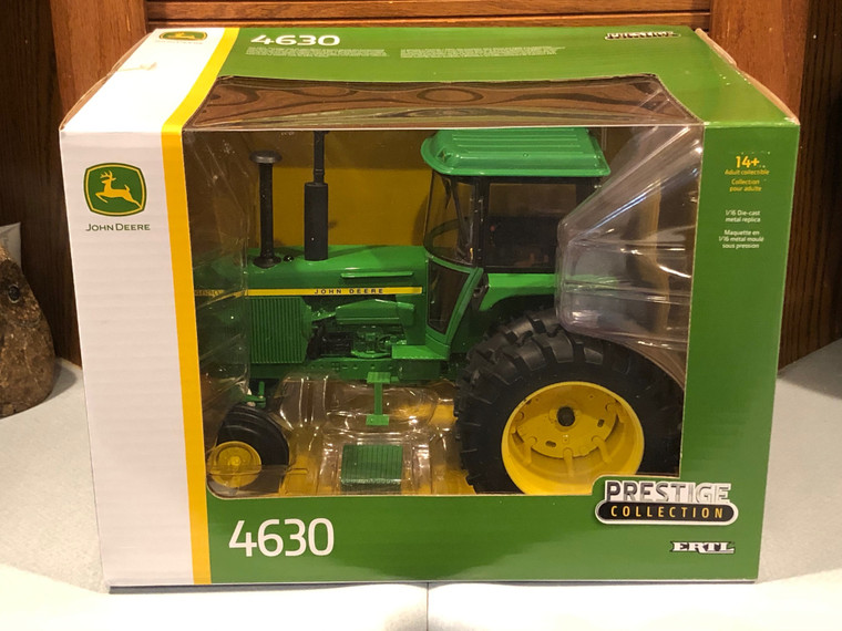 Ertl Prestige Collection John Deere 4630 1/16 Duals FREE SHIPPING