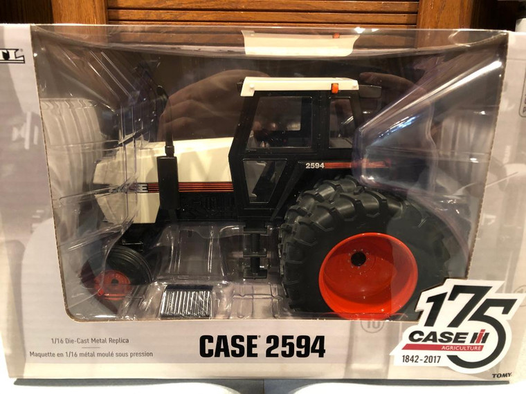 Ertl Case IH 175th Anniversary Case 2594 1/16 scale with Duals