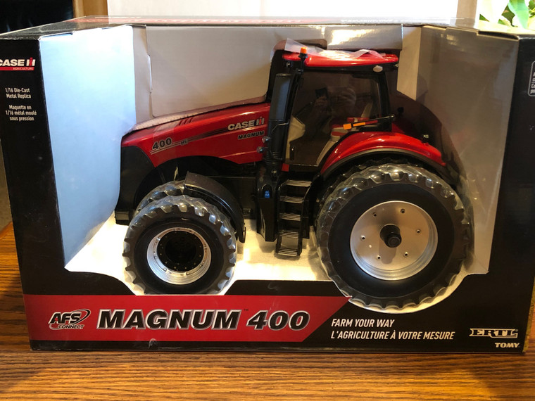 Ertl Farm Your Way Case IH AFS Connect Magnum 400 1/16 scale