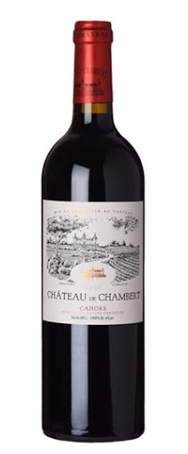 CHATEAU DE CHAMBERT CAHORS 75CL