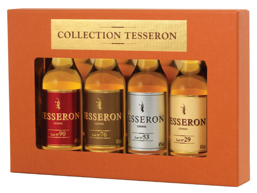 TESSERON COLLECTION 4 x 5CL