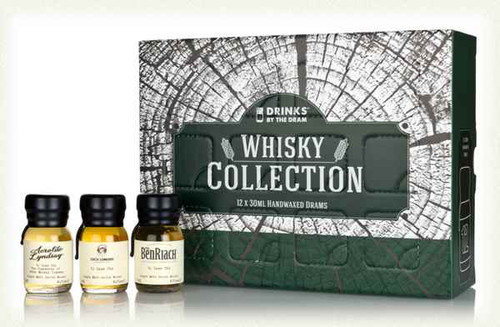 DRINKS BY THE DRAM WHISKY COLLECTION 36CL