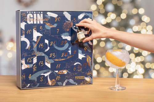PREMIUM GIN ADVENT CALENDAR 72CL