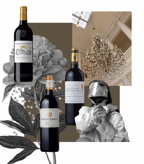BORDEAUX WINE ENTHUSIAST SET (6 red wines)