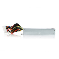 Xeal IS-1U40PD8 IS 1U 80Plus 400W Power Supply