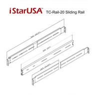 iStarUSA TC-RAIL-20 20inch Sliding Rail