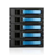 iStarUSA BPU-350SATA-BLUE 3x5.25-5x3.5 SATA Raid Cage
