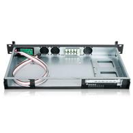iStarUSA D-118V2-ITX-27FX8 1U Compact Rackmount mini-ITX 270W Flex PSU