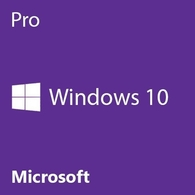 Microsoft FQC-08930 Windows 10 Pro 64 Bit System Builder OEM