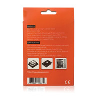 """AAAwave Aluminum HDD/SSD Mounting Kit For 2 x 2.5"""" HDD/SSD to 3.5"""" Drive bay"""