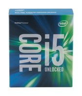 Intel BX80662I56600K Core i5 6600K 3.50 GHz Quad Core Skylake Desktop Processor, Socket LGA 1151, 6MB Cache