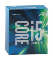 Intel BX80662I56600K Core i5 6600K 3.50 GHz Quad Core Skylake Desktop Processor, Socket LGA 1151, 6MB Cache
