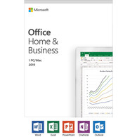 Microsoft T5D-03203 Office Home and Business 2019 1 License Win/ Mac