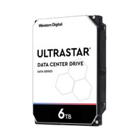"WD 0B36039 6TB Ultrastar DC HC310 HUS726T6TALE6L4 7200RPM 3.5"" Internal HDD"