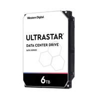 """WD 0B36039 6TB Ultrastar DC HC310 HUS726T6TALE6L4 7200RPM 3.5"""" Internal HDD"""