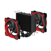 Arctic ACFRE00060A Freezer 34 eSports DUO Edition 120mm Tower CPU Cooler Fans Red