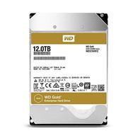 """WD WD121KRYZ Enterprise 12TB 3.5"""" 7200RPM Hard Drive Gold"""