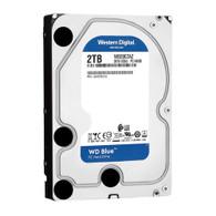 """WD WD20EZAZ Blue 2TB 5400RPM Class SATAIII 256MB 3.5"""" Desktop Hard Drive"""