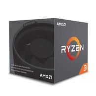 AMD YD1200BBAEBOX Ryzen 3 1200 Desktop Processor with Wraith Stealth Cooler