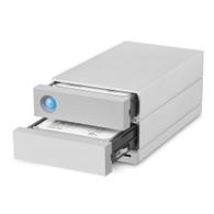 Lacie STGB20000400 2Big Dock 20TB RAID Thunderbolt 3 7200RPM External Hard Drive